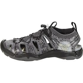 Keen Evofit One Sandals Women Heathered Black/Magnet